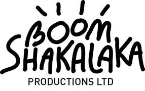 Boom Shakalaka Productions Logo